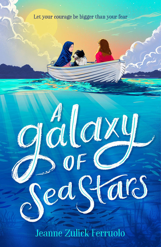 """A Galaxy of Sea Stars"" by Jeanne Zulick Ferruolo. (Farrar, Straus and Giroux/Amazon/TNS)"
