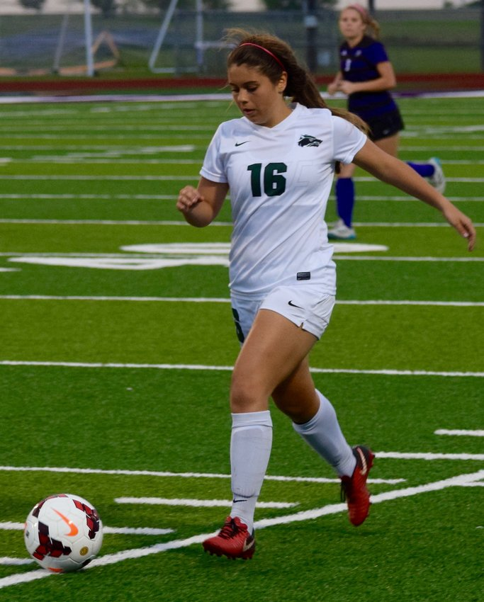 Cedar Park senior Bella Grenada has spent the last three full seasons on varsity at Cedar Park, and the Timberwolves have made the playoffs all three years. They made a run to the regional semifinals during her sophomore year in 2018.
