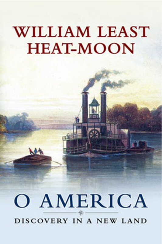 """O America: Discovery in a New Land"" by William Least Heat-Moon. (University of Missouri Press/TNS)"