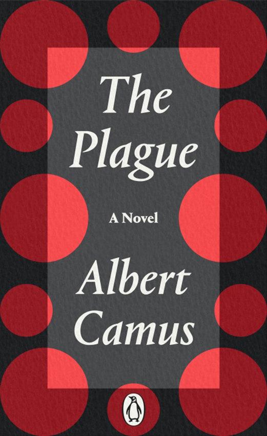 """The Plague"" by Albert Camus. (Vintage/Penguin Random House/TNS)"