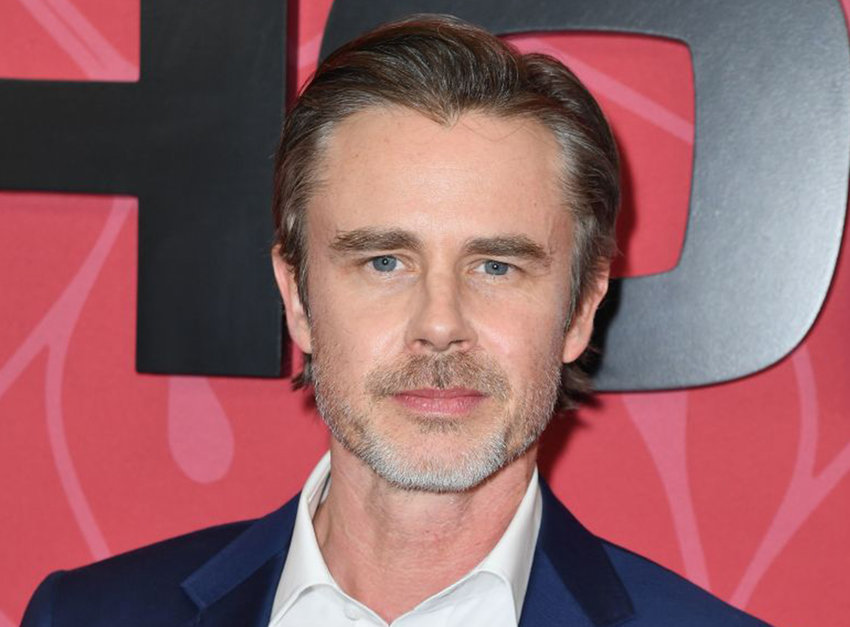 """Sam Trammell attends the final season premiere event for Showtime's """"Homeland"""" at MoMa on Feb. 4, 2020 in New York City. (Photo by ANGELA WEISS/AFP via Getty Images/TNS)"""