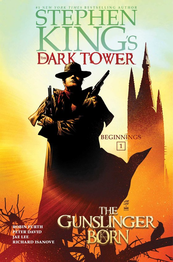 'The Dark Tower' by Stephen King, Gallery 13 publishers, distributed by Simon & Schuster. Illustrated by Jae Lee and Richard Isanove. (Gallery 13/TNS)