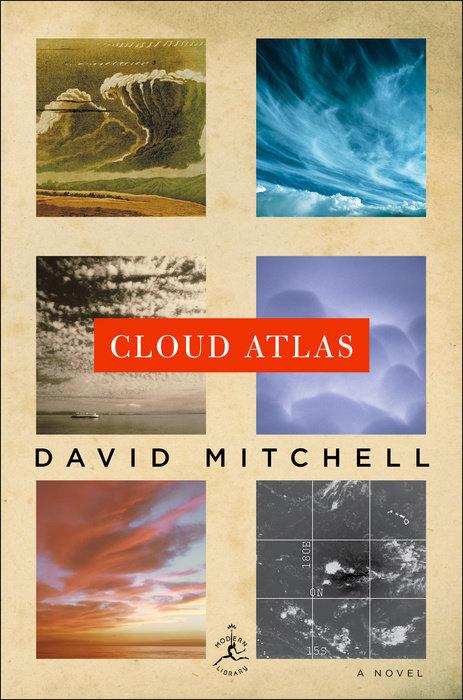 """Cloud Atlas"" by David Mitchell is on Bill Gates' summer reading list. (Penguin Random House)"
