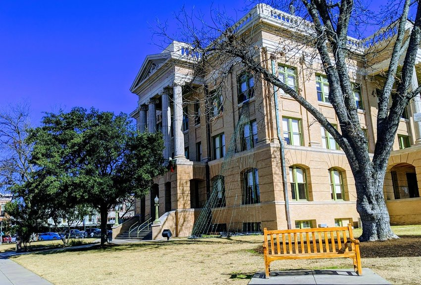 The Williamson County Historic Courthouse will remain closed to the public until further notice, except when a Commissioner Court meeting is being held.