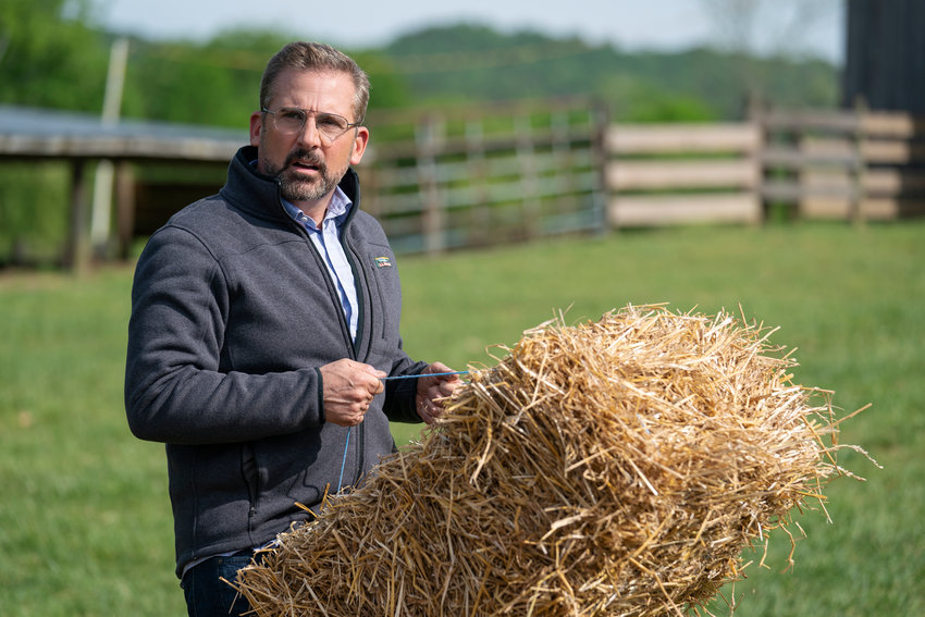 Steve Carell stars as Gary Zimmer in 'IRRESISTIBLE,' a Focus Features release. (Daniel McFadden / Focus Features/TNS)