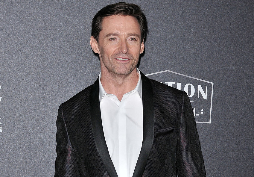 Hugh Jackman arrives at the 22nd Annual Hollywood Film Awards held at the Beverly Hilton in Beverly Hills, Calif. on Sunday, Nov. 4, 2018. (Sthanlee B. Mirador/Sipa USA/TNS)