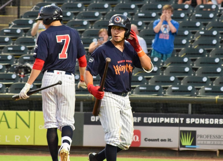 Ethan Ruiz hit a solo home run, and the Round Rock Hairy Men beat the Victoria Generals 4-2 on Wednesday night for their second win in a row.
