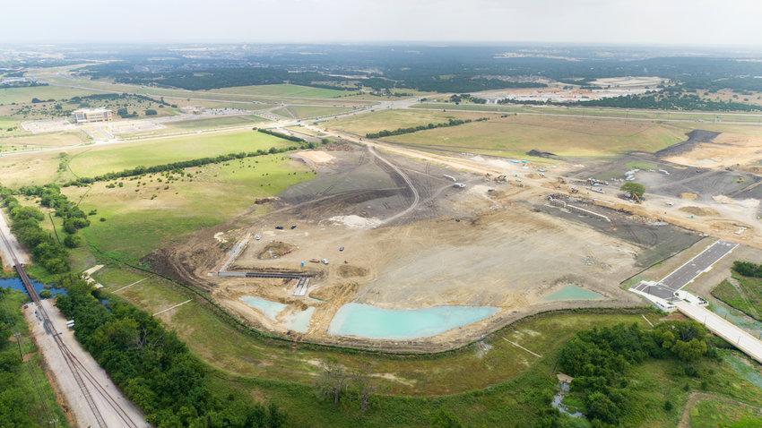 "The Northline development in Leander is still set to complete ""horizontal development"" in 2021 despite the coronavirus pandemic."