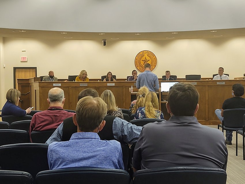 The Leander City Council temporarily ended its coronavirus distancing measures at its Nov. 5 meeting but will restore them at this Thursday's meeting.