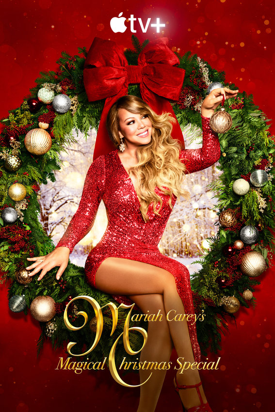 """Mariah Carey's Magical Christmas Special"" is coming soon to Apple TV+.(Apple TV+/TNS)"