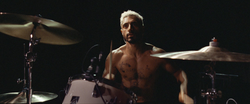 "Riz Ahmed as Ruben in ""Sound of Metal."" (Amazon Studios/TNS)"