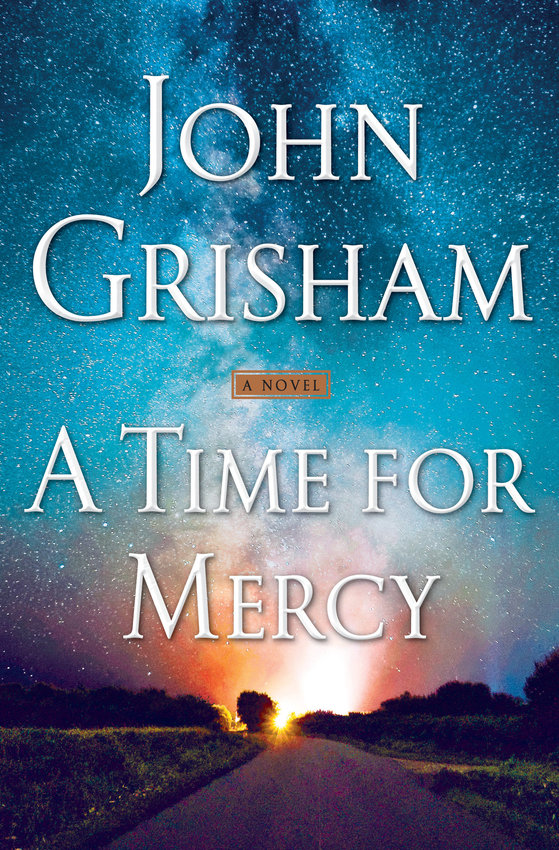 """A Time for Mercy"" by John Grisham. (Penguin Random House/TNS)"