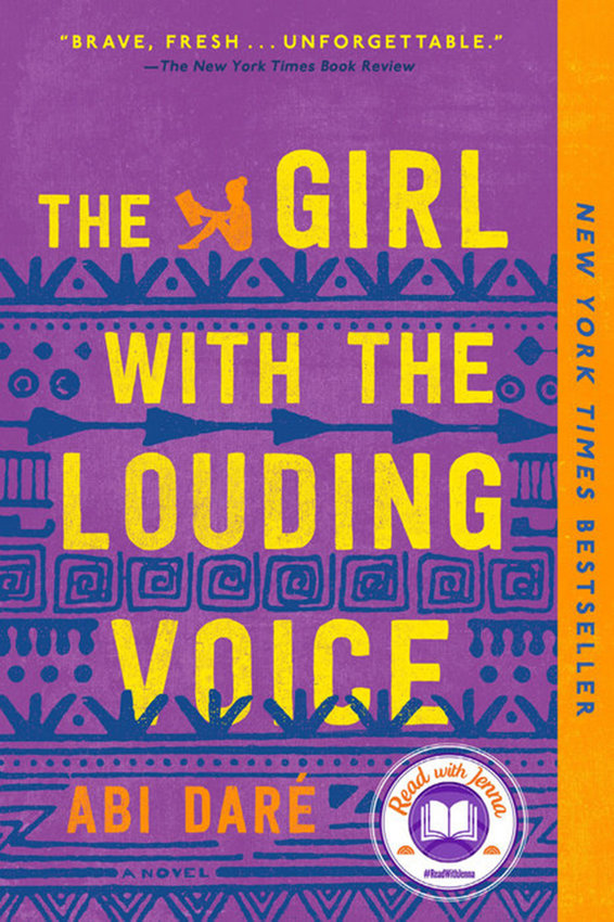 """The Girl with the Louding Voice,"" by Abi Dare. (Penguin Random House/TNS)"