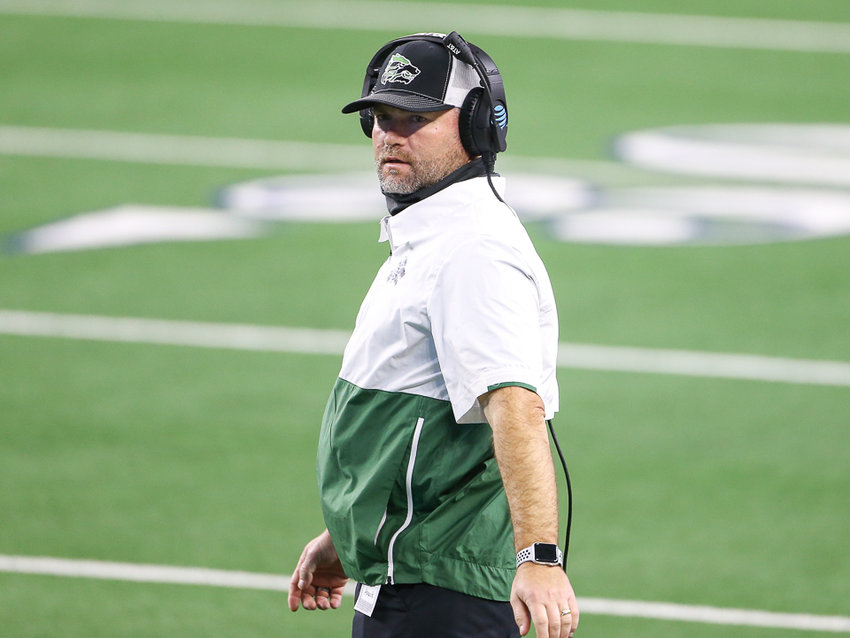 Cedar Park Timberwolves head coach Carl Abseck will be the next head football coach at Barbers Hill after six seasons as head coach of the Timberwolves.