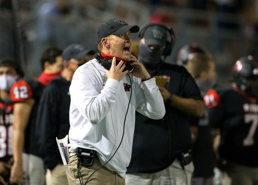 Former Vista Ridge Rangers head coach Rodney Vincent was hired as the next head coach/athletic director at Shallowater HS on Monday night.
