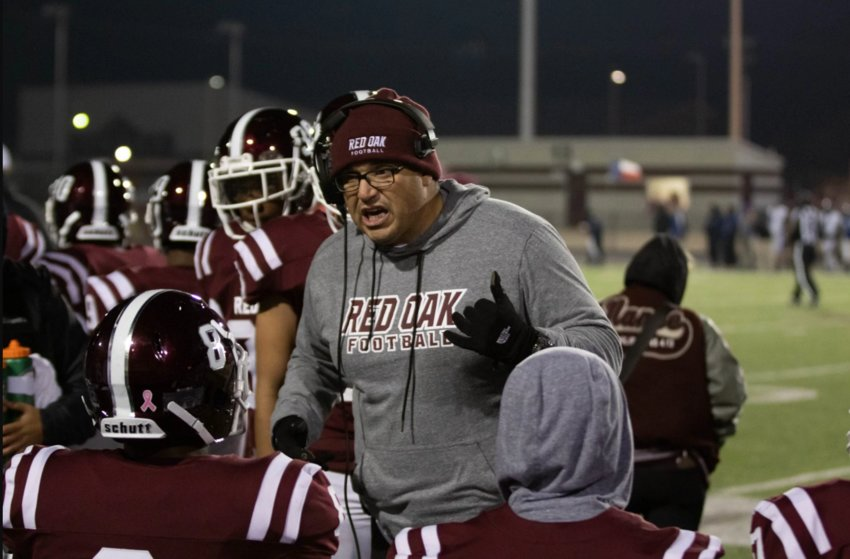 Michael Quintero was officially hired as Cedar Park football coach on Tuesday. He was the defensive coordinator for the timberwolves from 2007-2015.