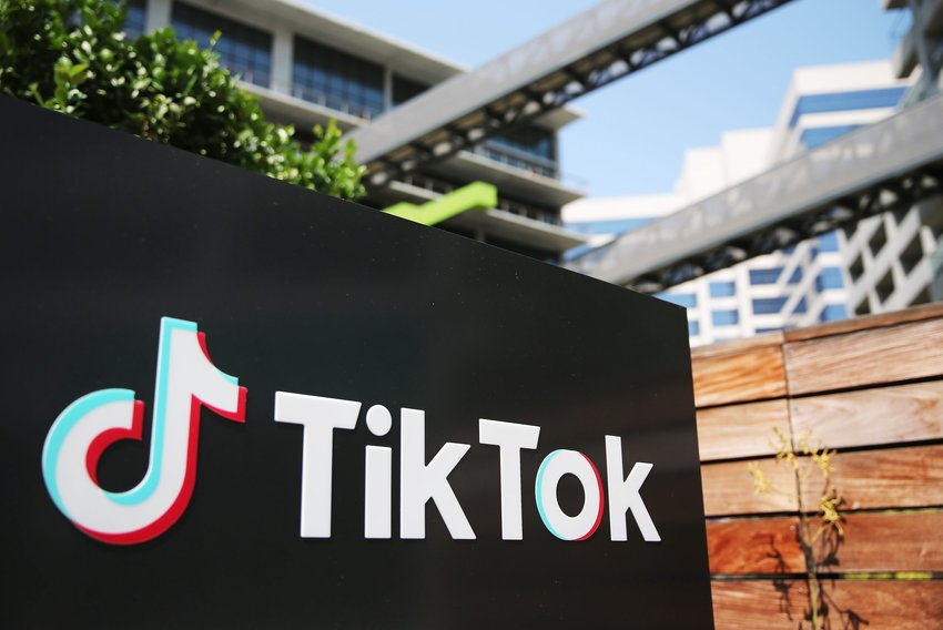 TikTok is expanding the length of time for videos to up to three minutes. (Mario Tama/Getty Images/TNS)