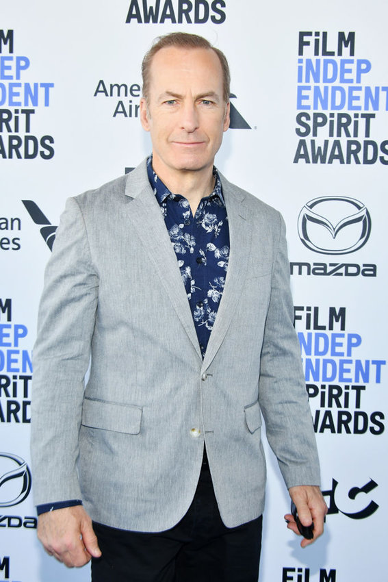 Bob Odenkirk attends the 2020 Film Independent Spirit Awards on February 8, 2020, in Santa Monica, California. (Amy Sussman/Getty Images/TNS)