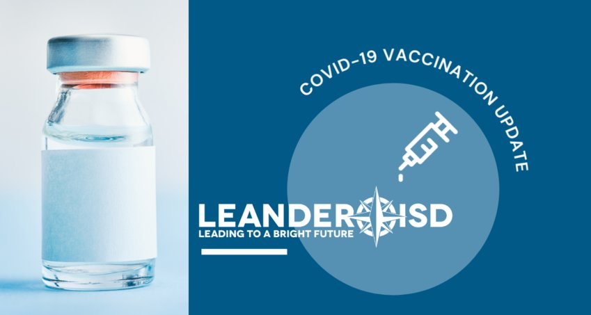 Leander ISD will host its next free vaccine clinic on Thursday, Sept. 2 at the LISD Technology Building.