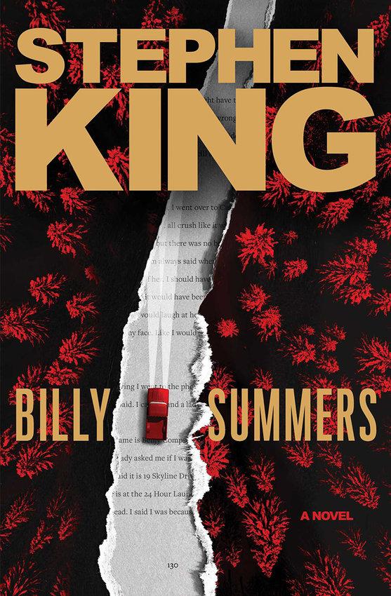 """Billy Summers,"" by Stephen King. (Scribner/TNS)"