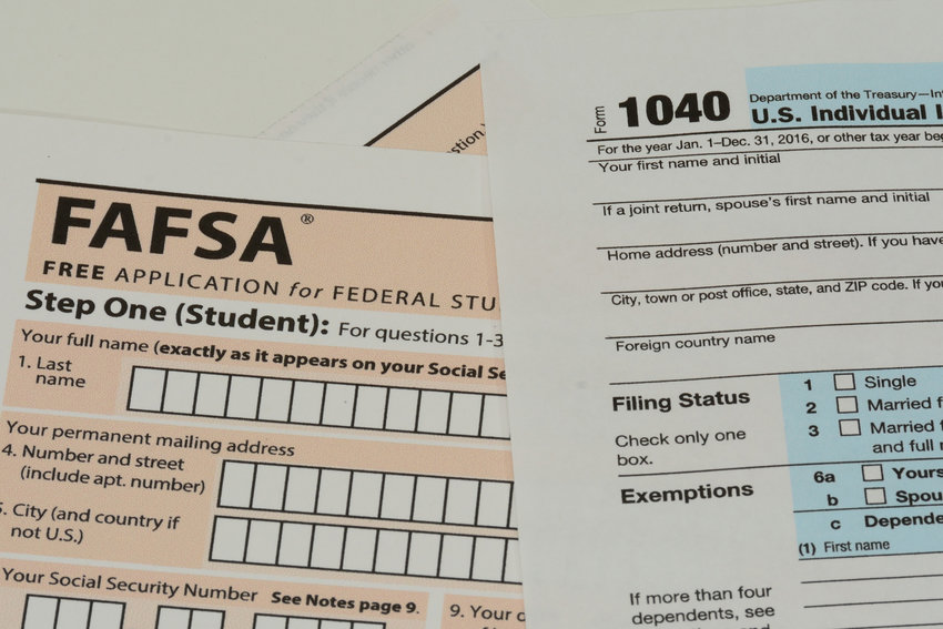 Starting October 1, students can file the Free Application for Federal Student Aid application — commonly called FAFSA — for the academic year that begins in the fall of 2022. The earlier students file, the better their odds of receiving financial aid. (Dreamstime/TNS)