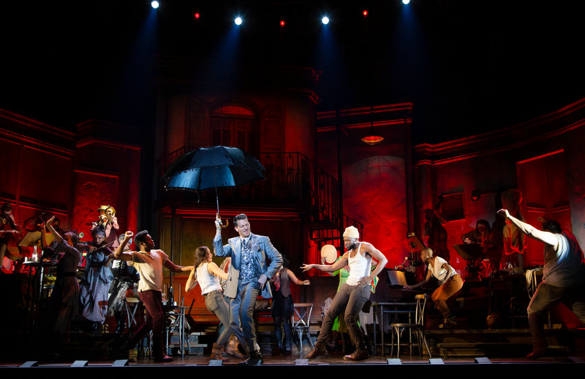 Broadway Across America will bring the North American tour of the Tony Award-winning musical to Austin in January.