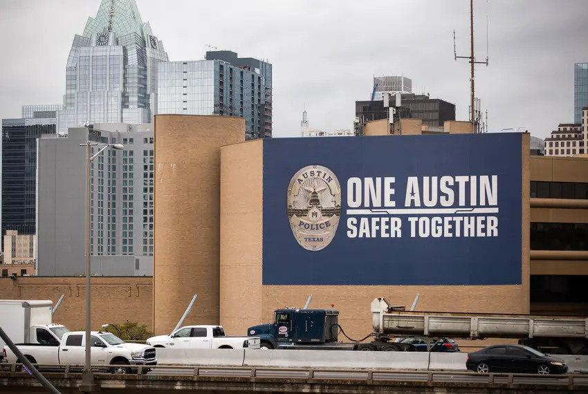 Austin temporarily slashed the police department's budget in the wake of local and national protests over police brutality. Now voters will decide whether to increase police spending.