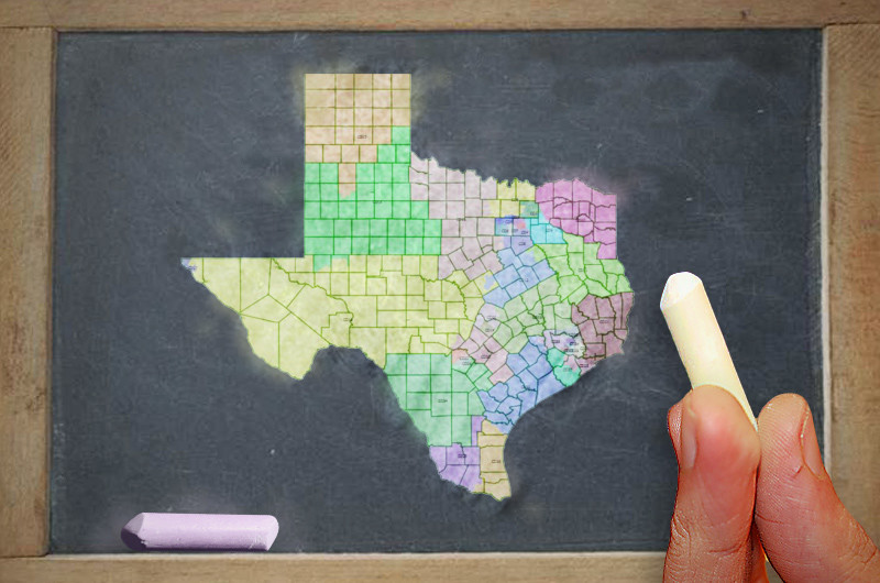 Telling Texas Political Fortunes Is Easy With A Map Hill Country News