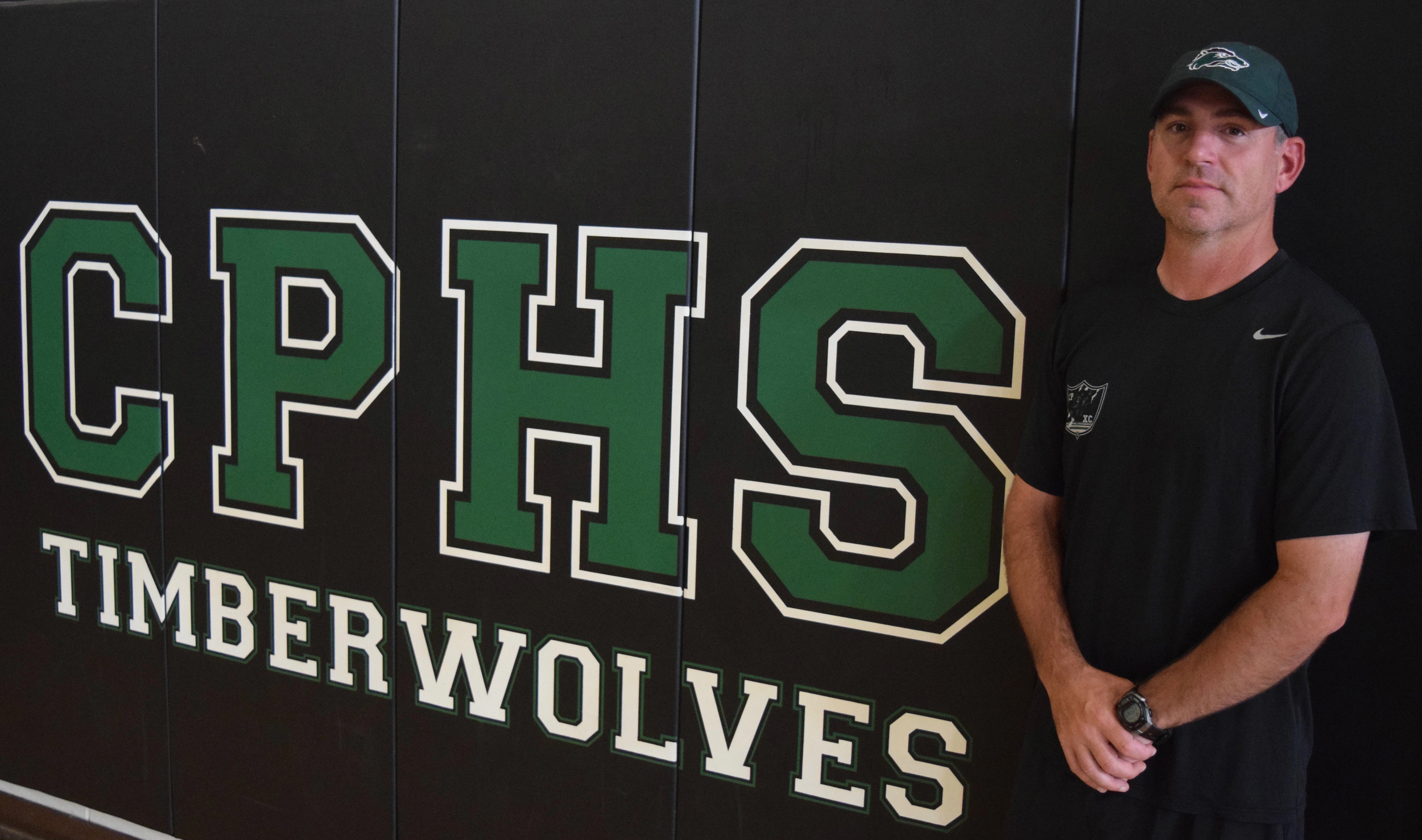 Jason Grennier was named the new Cedar Park cross country coach last month. He was the head cross country coach for 10 years at Hebron High School before spending last season at Prosper High School.