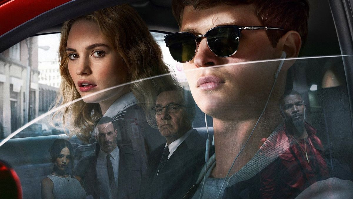 Baby Driver (2017) directed by Edgar Wright