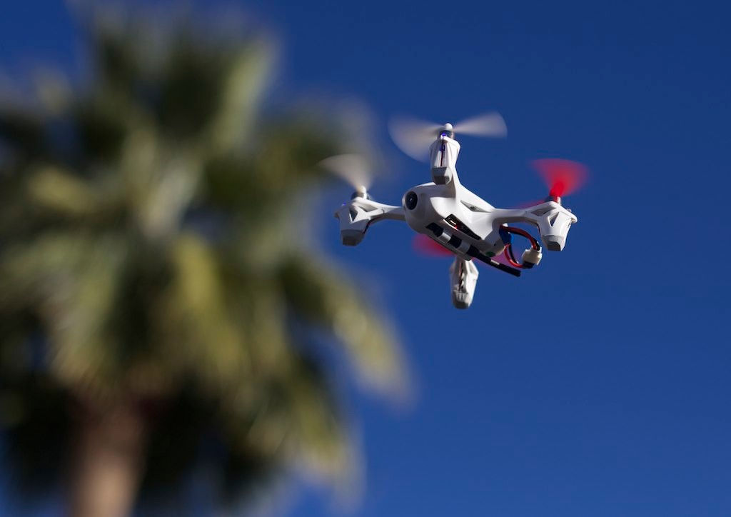 The Cedar Park City Council is considering a ban on flying personal drones over special events in the area.