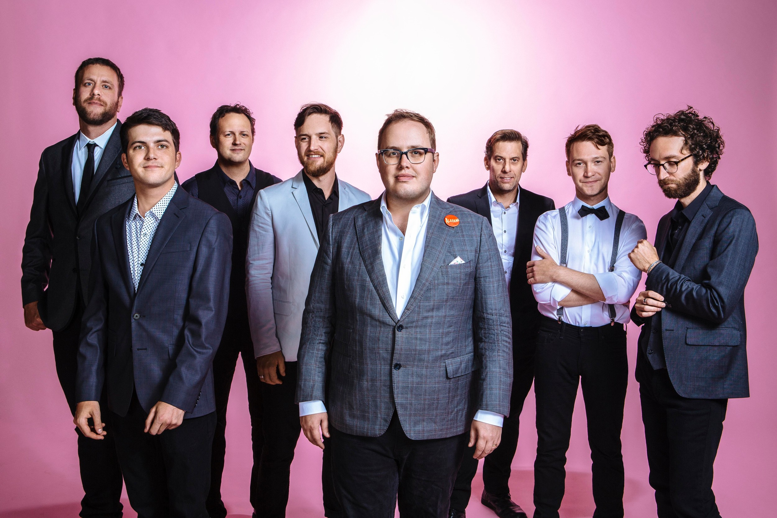 St. Paul and the Broken Bones are coming to the H-E-B Center, Sept. 22.