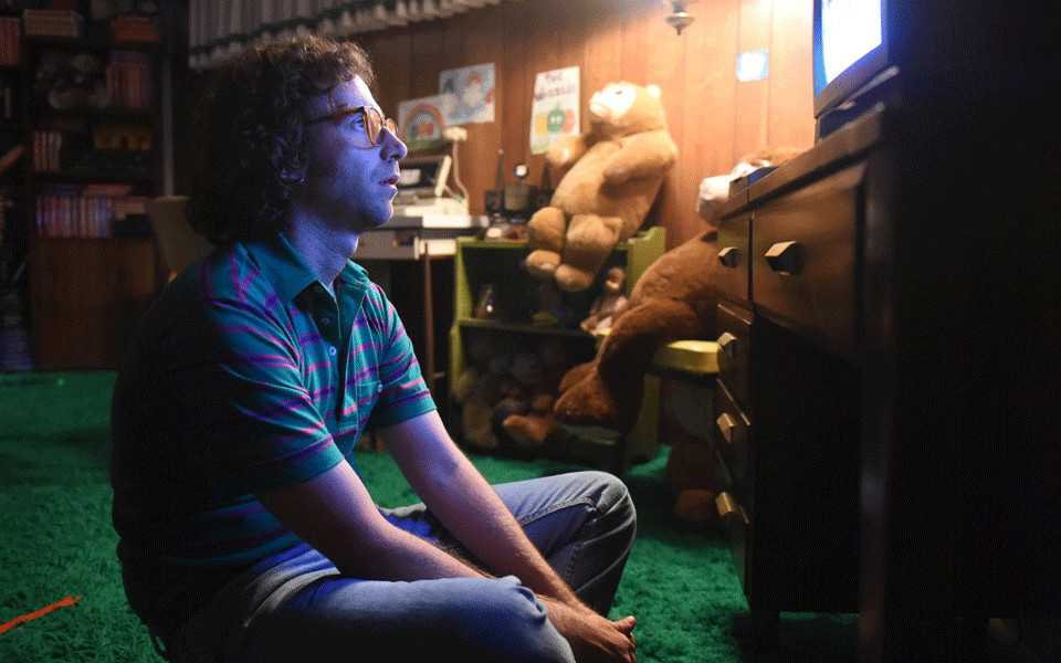 "Kyle Mooney co-wrote and stars in ""Brigsby Bear,"" which also features Mark Hamill, Greg Kinnear and Andy Samberg."
