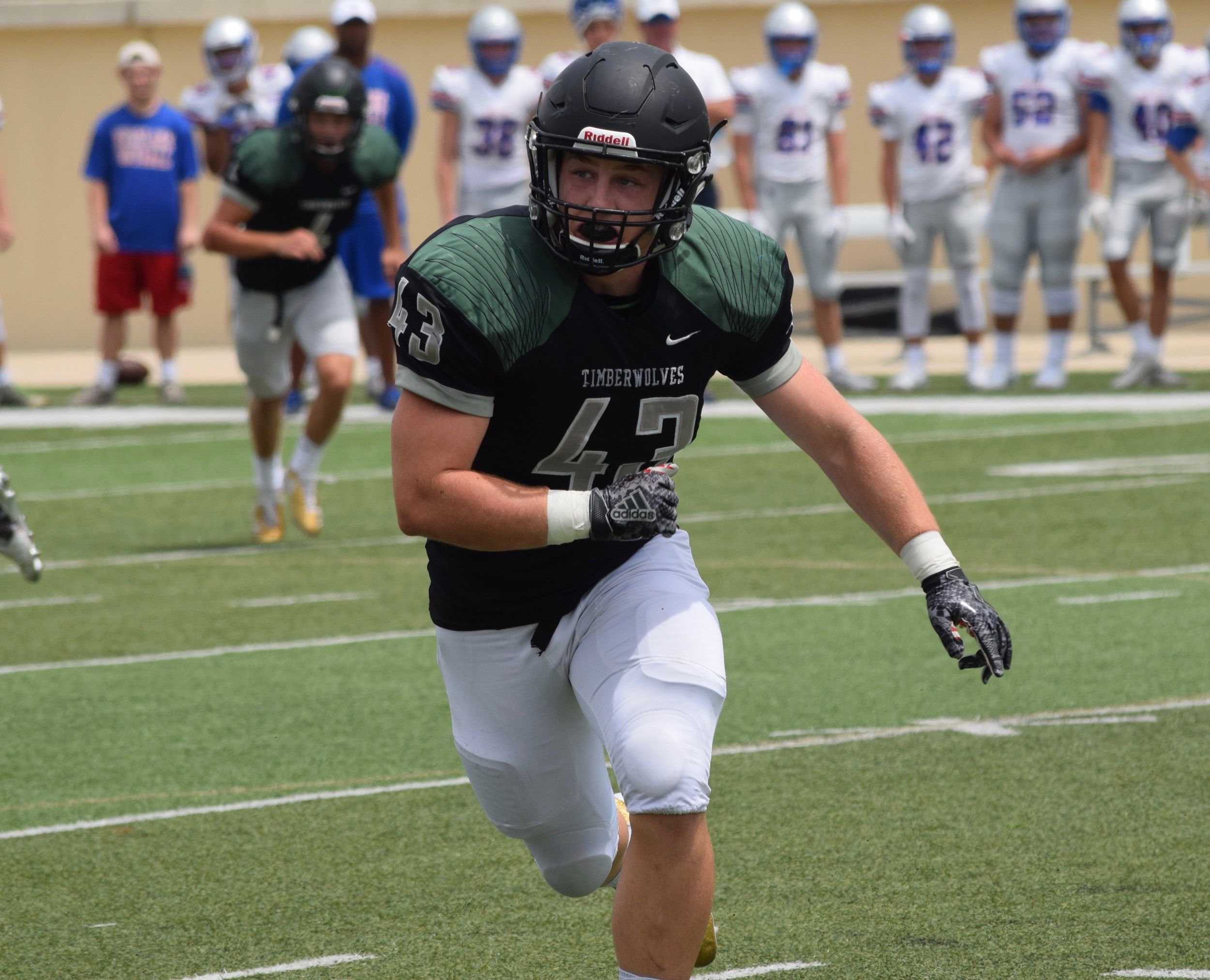 Keegan Nichols and Cedar Park lost to Waco Midway in their opener on Friday. But the first game is not indicative of how the season will play out.