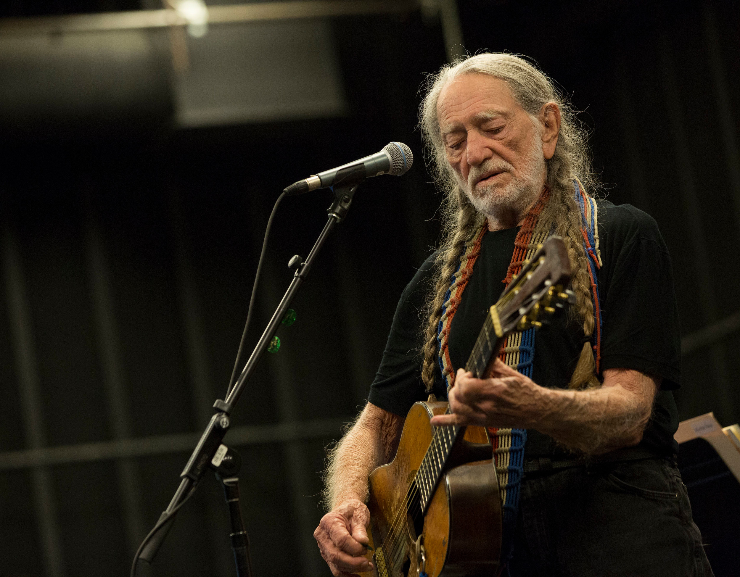 "Willie Nelson is headlining the ""Harvey Can't Mess With Texas"" benefit concert scheduled for Friday, Sept. 22 at the Frank Erwin Center."