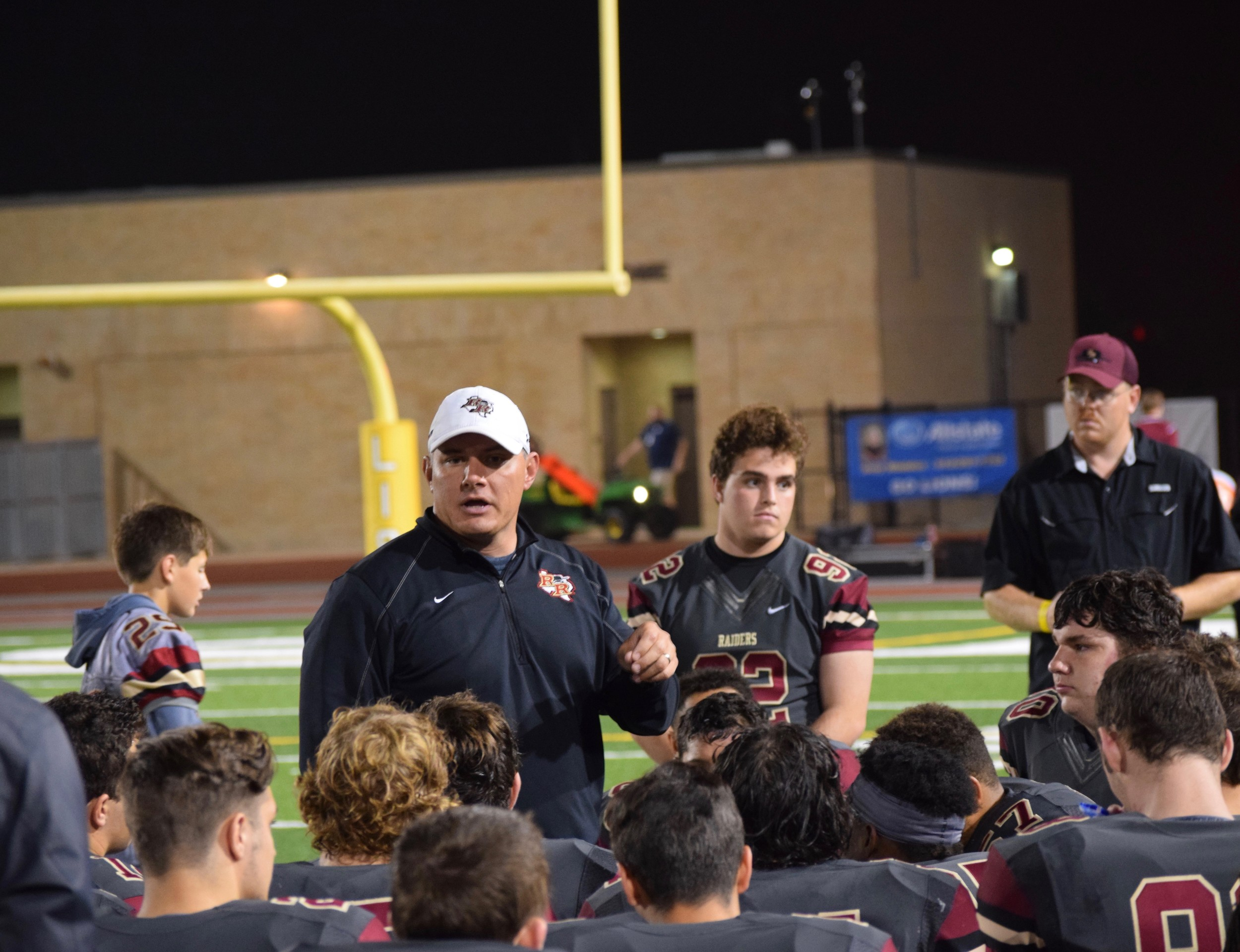 Rouse and head coach Josh Mann scored 21 unanswered points against Westwood on Friday to beat the Warriors 35-21. The Raiders host East View Friday at 7:30 p.m.