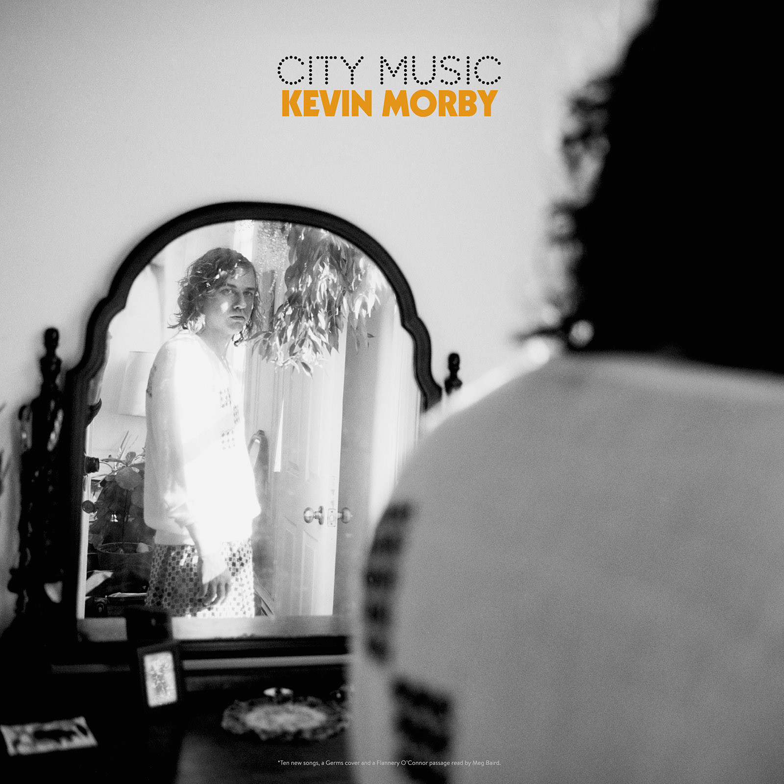 """City Music"" by Kevin Morby was released June 16 on Dead Oceans Records."