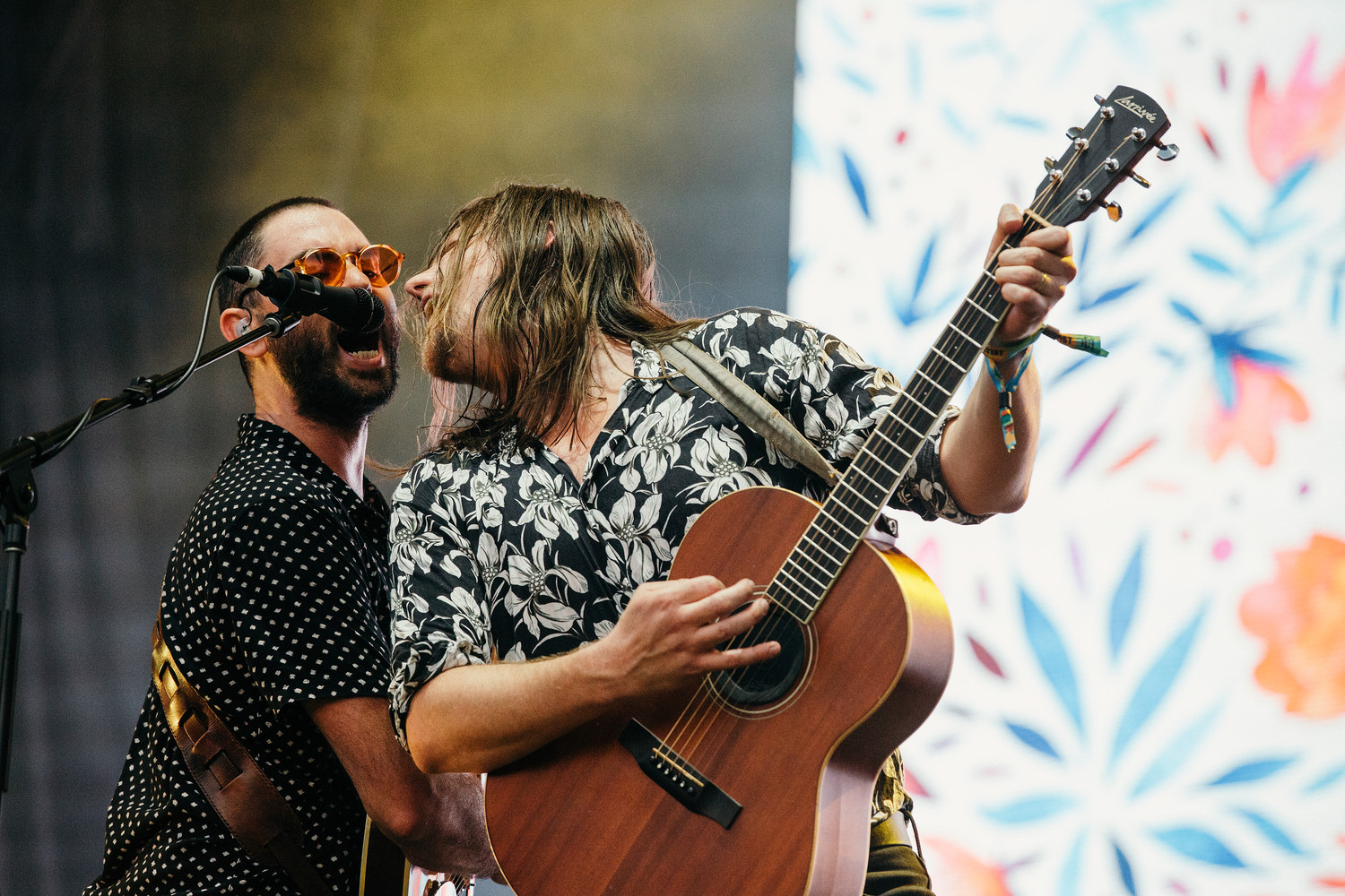 The Head and the Heart perform at Austin City Limits Music Festival, Sunday, Oct. 8.