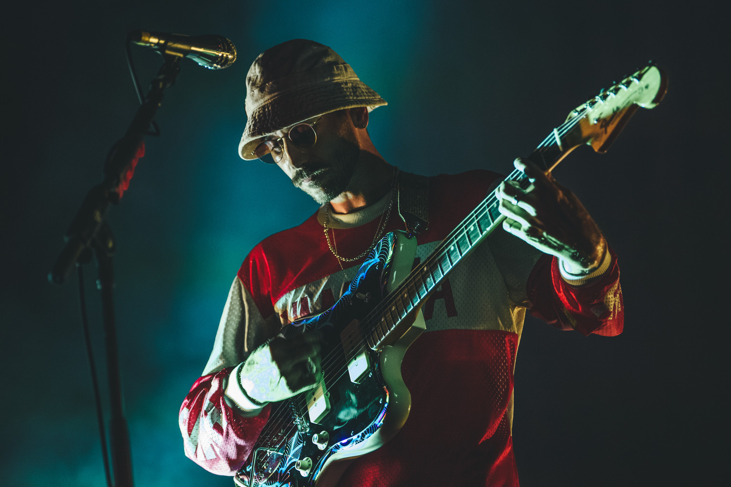 Portugal. The Man perform at Austin City Limits Music Festival, Sunday, Oct. 8, 2017.