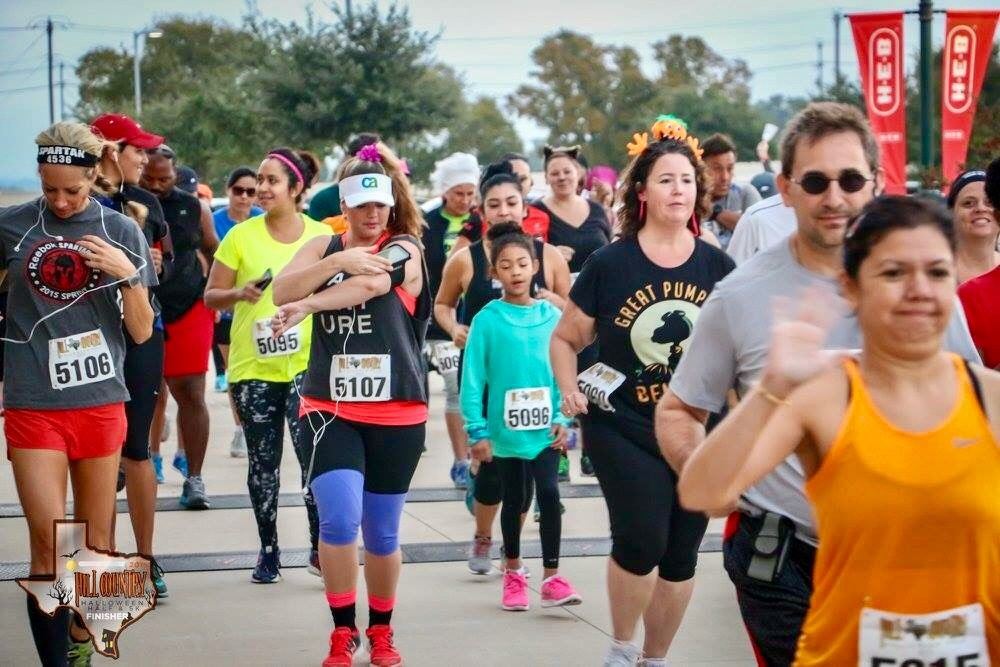 The fourth annual Hill Country Halloween Half Marathon, 5k and Kids Run at the HEB Center at Cedar Park is expecting to have more than 1,000 runners.