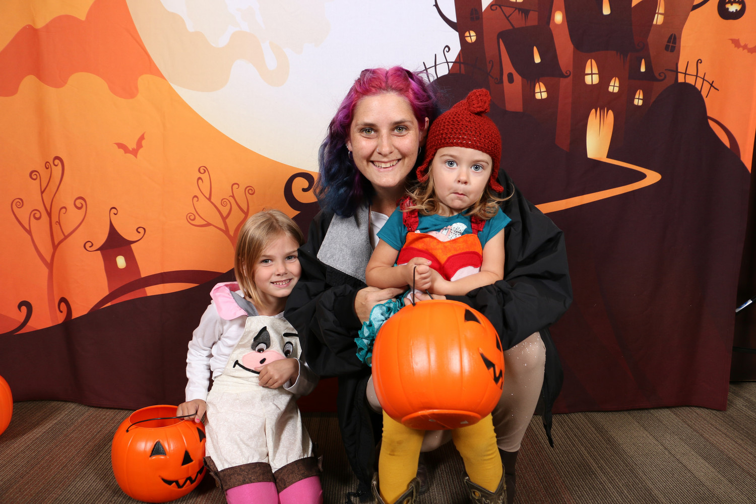 From Halloween in the Hall at Cedar Park City Hall