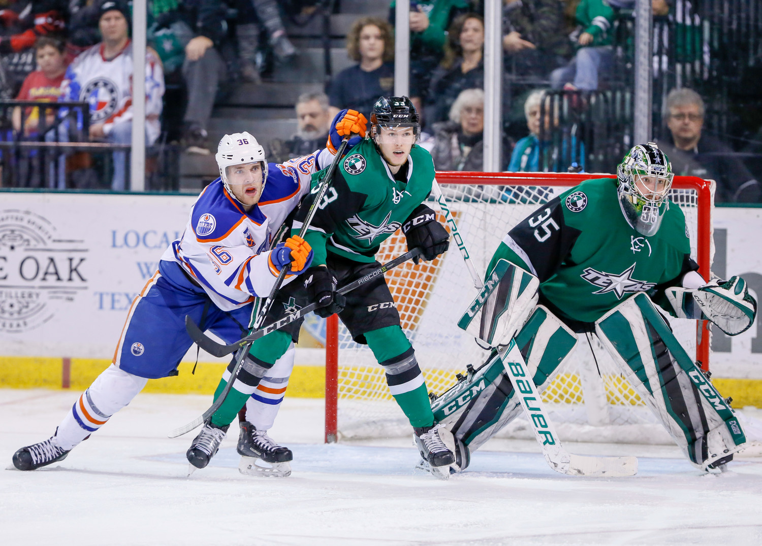 The Stars lost to the Bakersfield Condors 4-2 on Saturday night and have dropped five of their last six games.