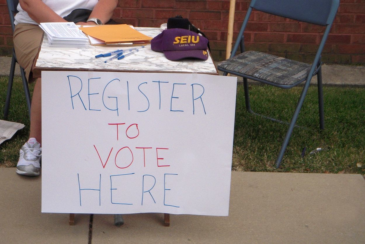 Texas voter registration deadline approaching