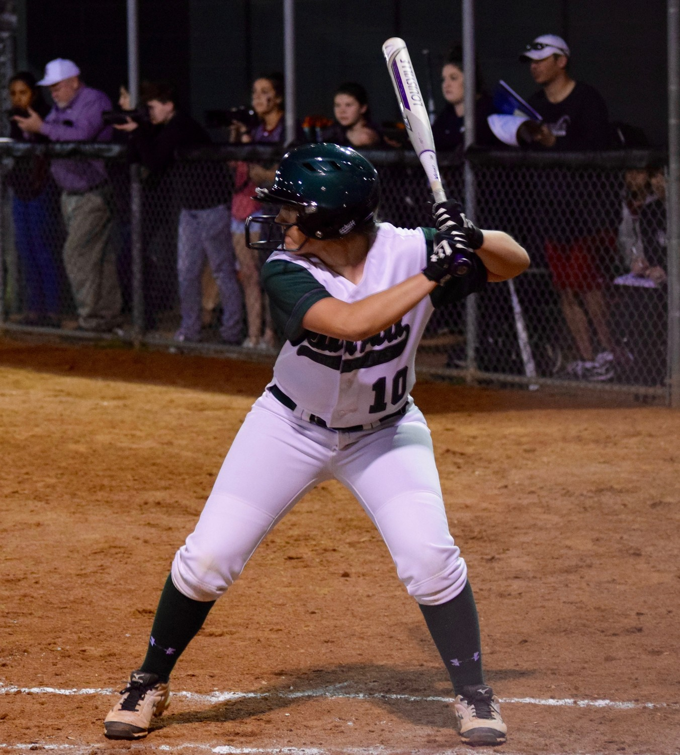 Madelyn Orozco drove in a pair of runs and Cedar Park beat Rouse 9-6 on Friday night.