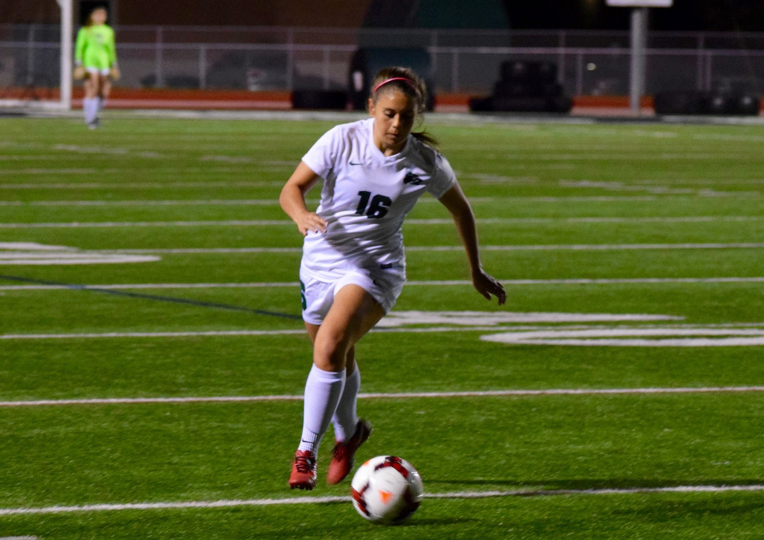 Bella Granada scored a goal and Cedar Park beat Georgetown 3-0 on Tuesday night.