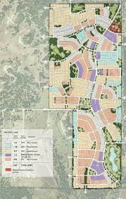 Map and aerial photo of the proposed Chapman Park development.