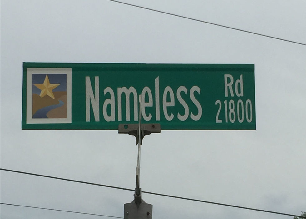 Nameless Road is no more — at least in Leander. The Leander City Council voted 5 to 1 last Thursday to change the name of Nameless Road to Hero Way West all of the way to the western city limits.