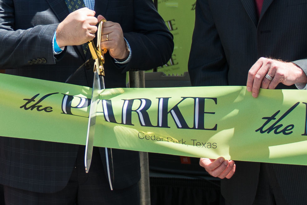 The Parke Grand Opening