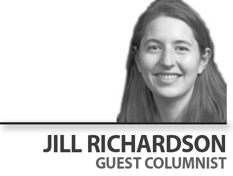 Columnist Jill Richardson