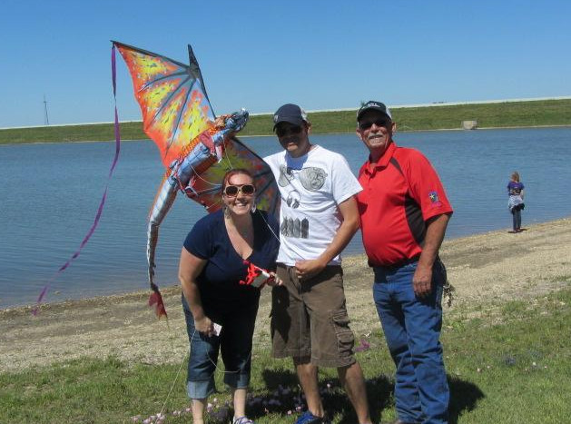The annual Devine Lake Family Day and Kite Festival will take place Saturday, March 25.
